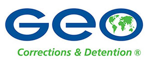 geo corrections and detention logo