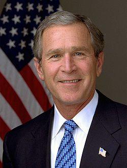 george w. bush 250px