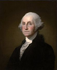 george washington gilbert stuart portrait