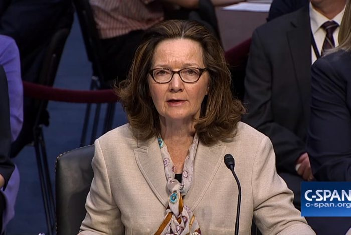 gina haspel c span screenshot