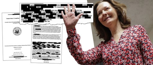 gina haspel national security archive collage Custom