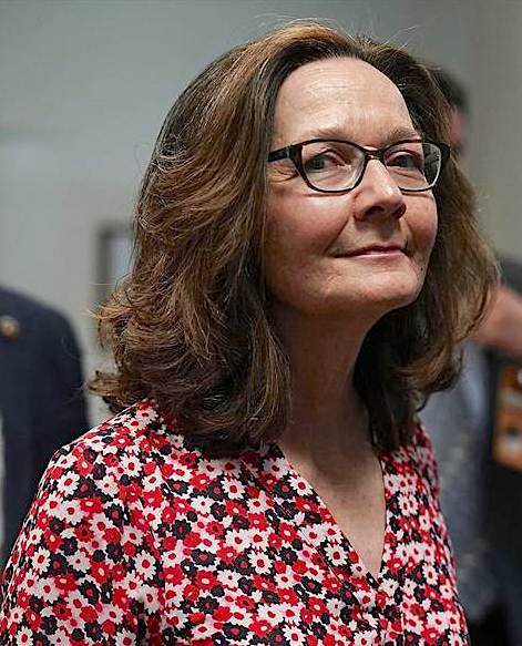 gina haspel screenshot