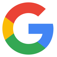 google logo custom