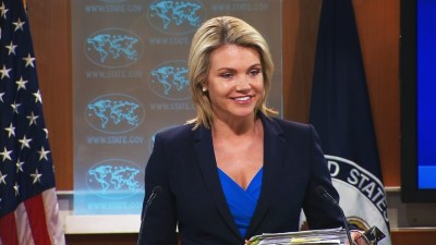 heather nauert state department