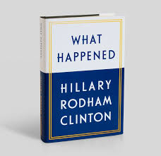 hillary clinton what happened cover
