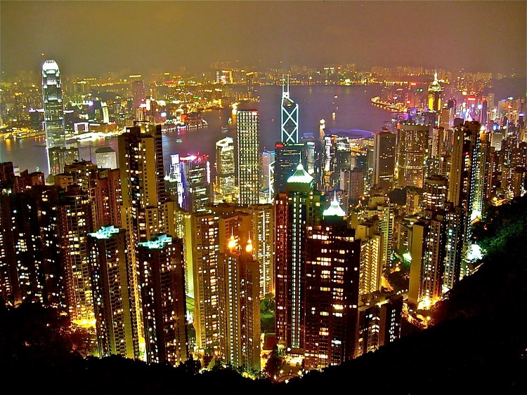 hong kong skyline from victoria peak wikimedi Custom