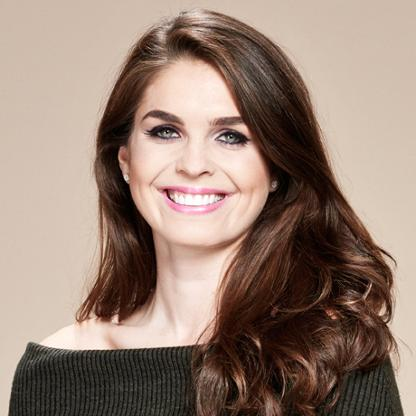 hope hicks strategic communications director