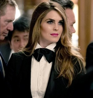 hope hicks tux japan 2017 Custom