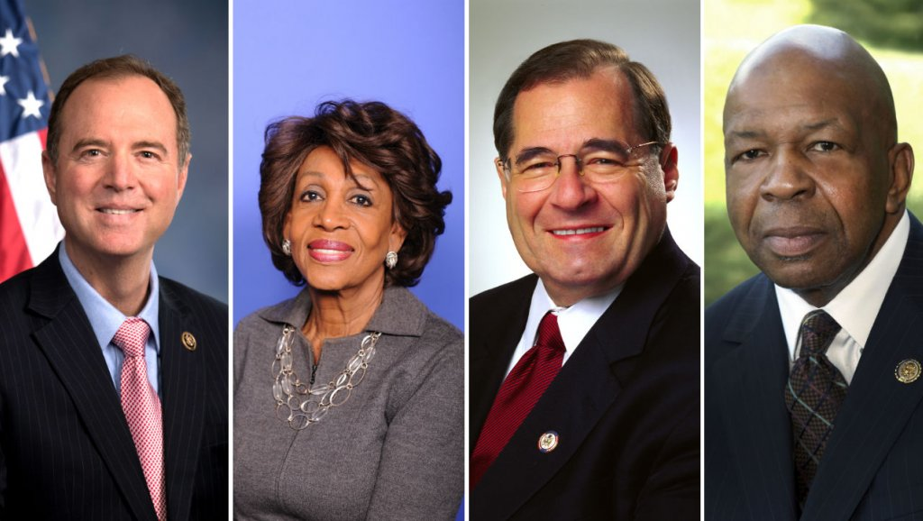 house democrat congressional committee leaders