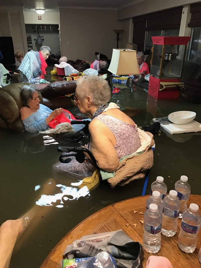 houston nursing home flood twitter aug 2017