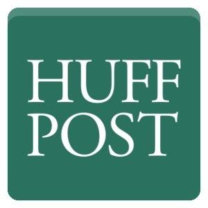 huff post logo