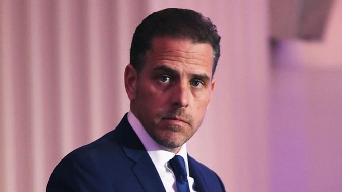 hunter biden unshaven new