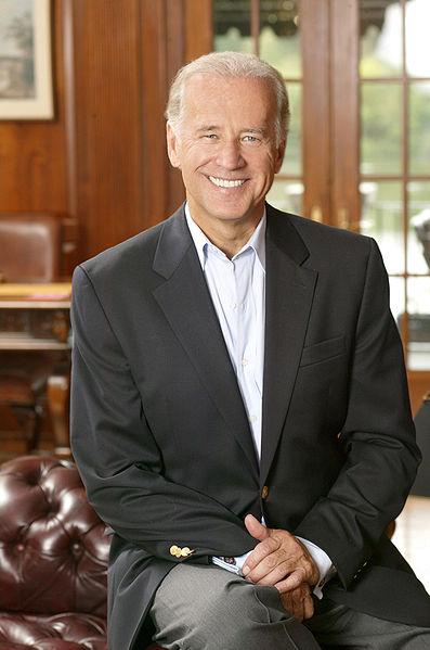 Joe Biden portrait 2