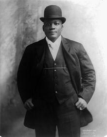 jack johnson 1908 otto sarony
