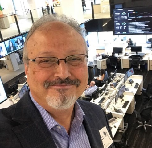 jamal khashoggi washpost newsroom Small