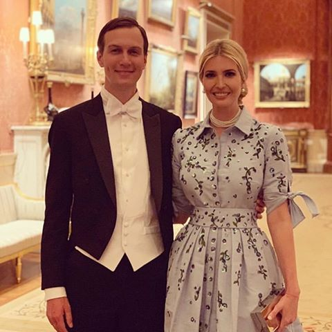 jared ivanka london june 2019