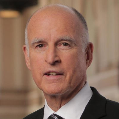 jerry brown twitter