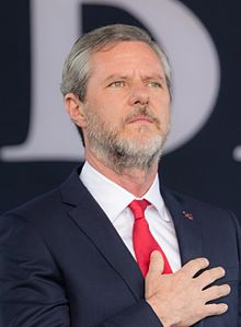 jerry falwell jr w