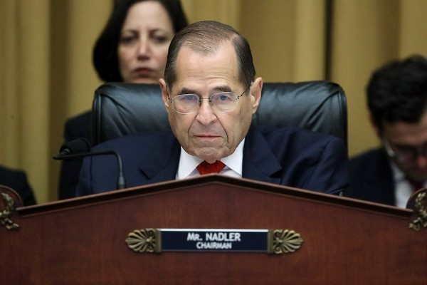 jerry nadler close up committee unsourced Custom