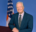 jimmy carter dnc photo 2020