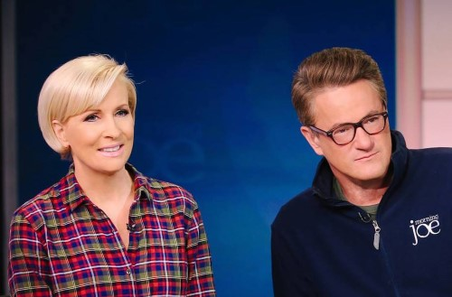 joe scarborough mika brzezinski Custom
