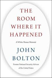 john bolton room where cover Custom