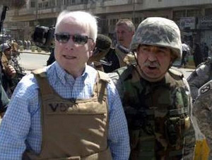 john mccain april 1 2007 reuters sergeant matthew roe