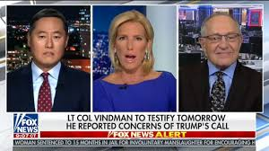 John Yoo, Laura Ingraham and Alan Dershowitz