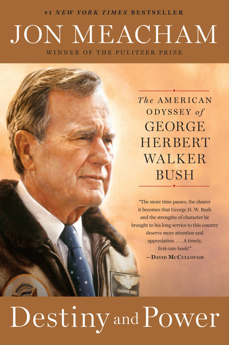jon meacham bush cover
