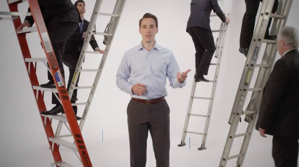 josh hawley ladders commercial