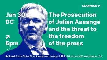 julian assange npc event jan 30 2020 Custom