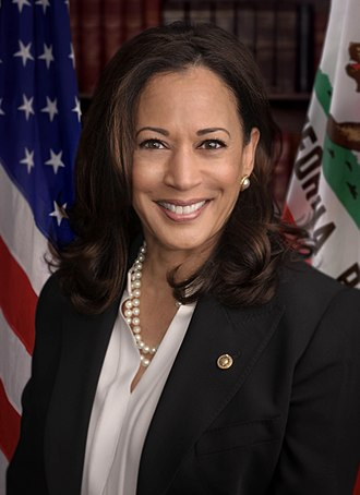 kamala harris portrait