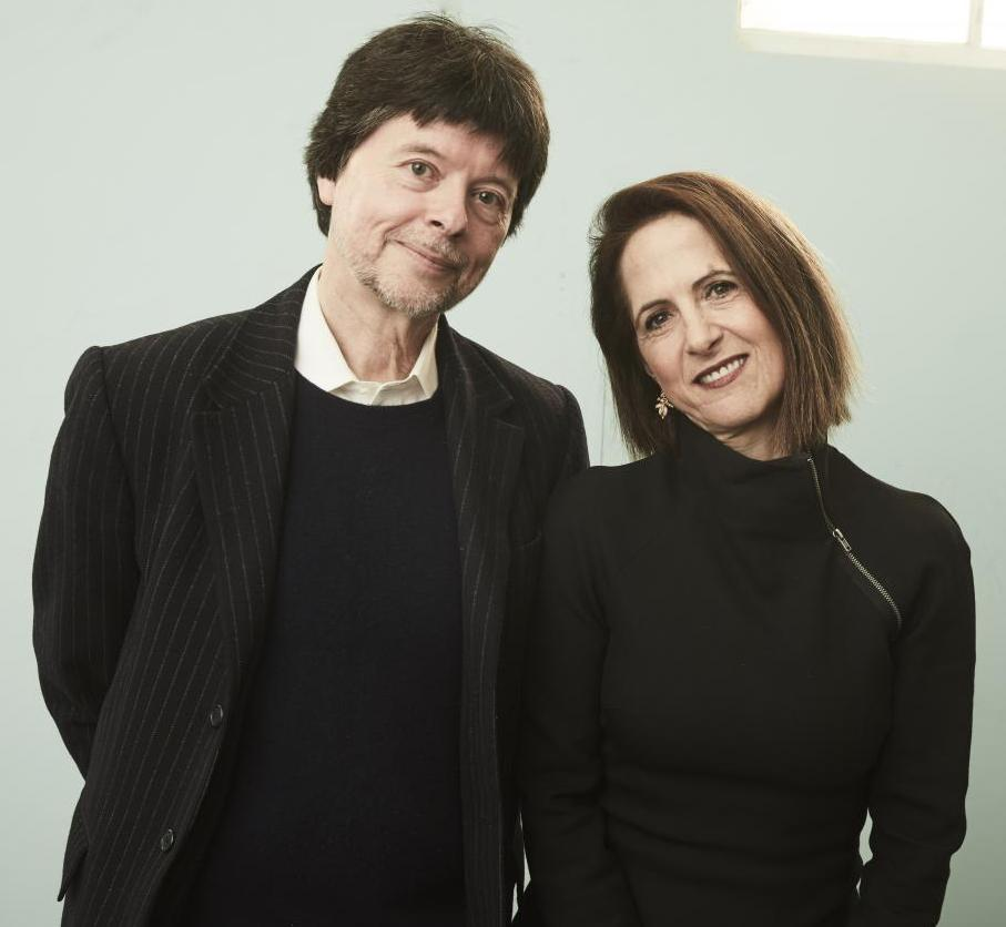 Ken Burns and Lynn Novick