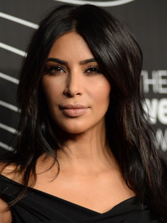 kim kardashian w headshot