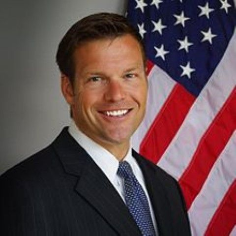 kris kobach kansas Small