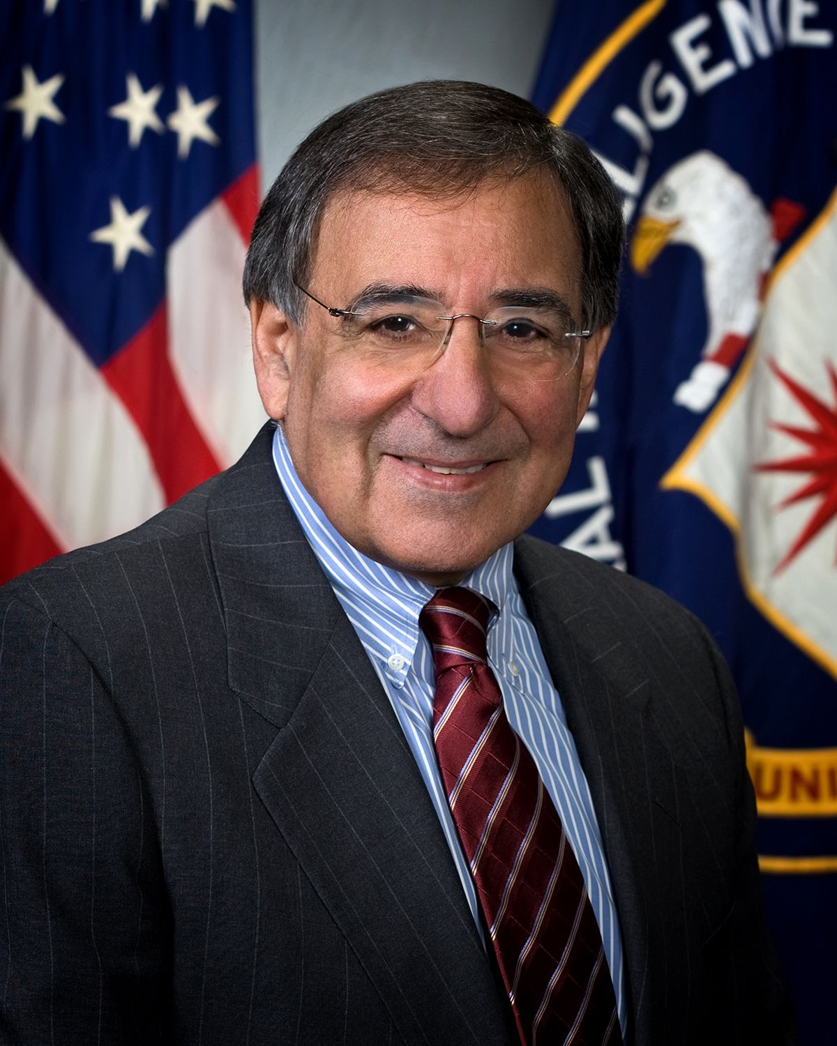 leon panetta official portraitw