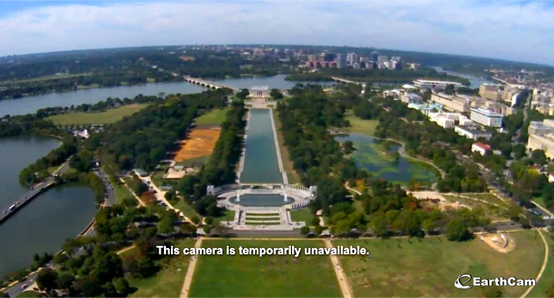 lincoln memorial 5 57p.m on july 4 2019 earthcam