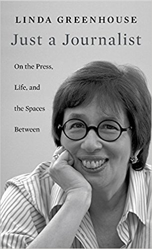linda greenhouse cover just a journalist