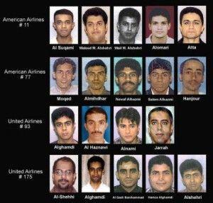 9 11 fbi list 19 hijackers