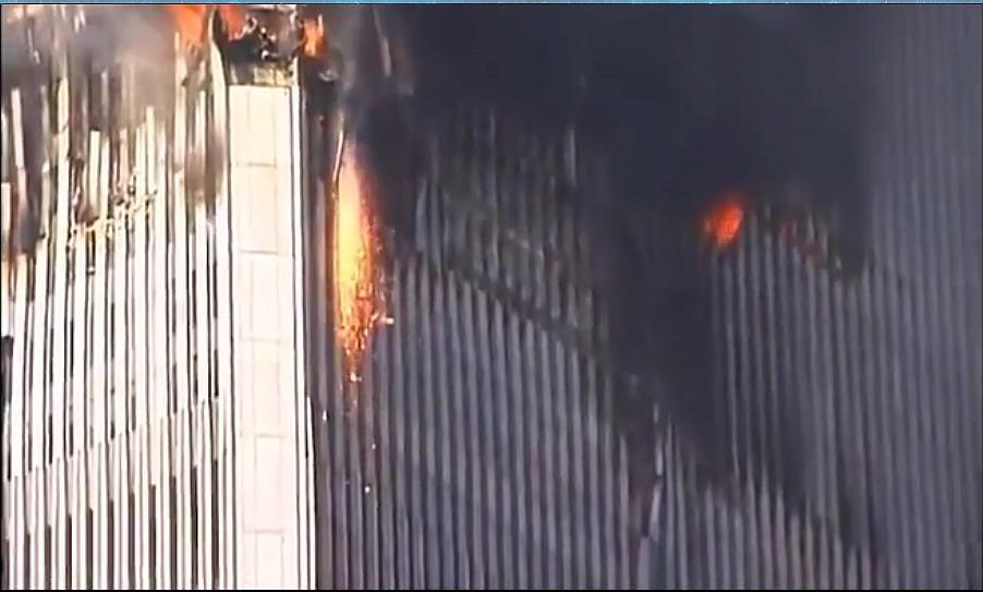 Molten WTC2 Pouring