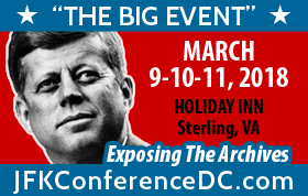 jfk historical group big event 2018