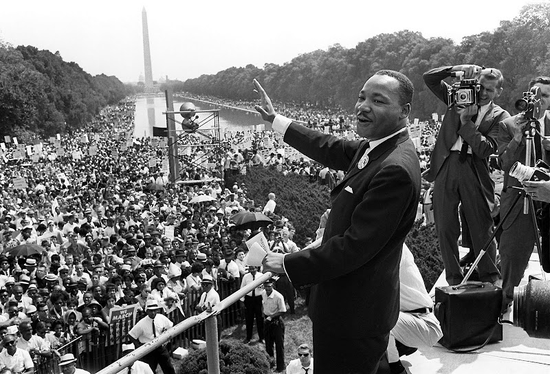 mlk i have a dream speech dc aug. 28 1963