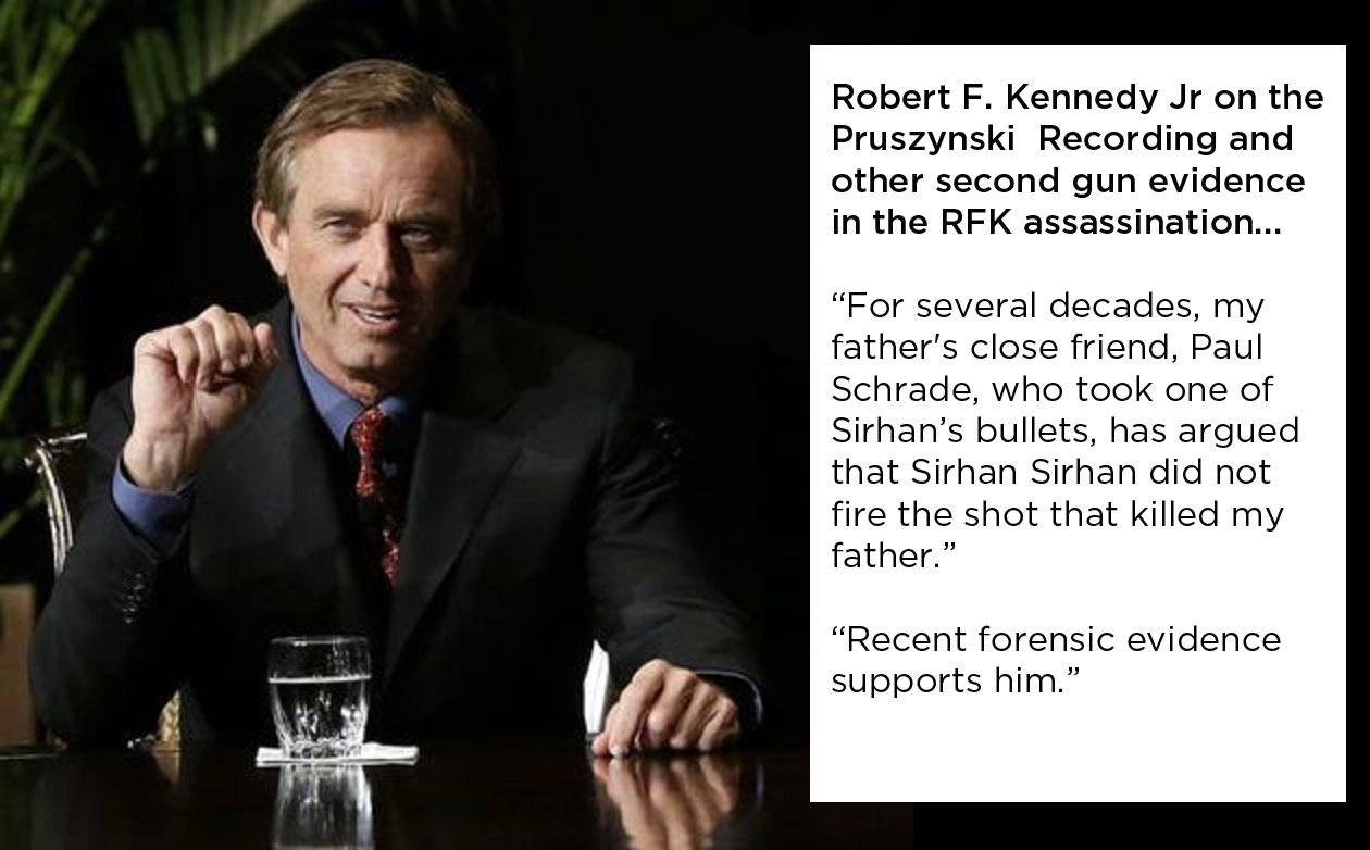 How Robert F Kennedy Jr Distorted >> Justice Integrity Report Rfk Murder News Divides His Family Media