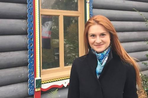 maria butina russian federation embassy via Twitter Custom