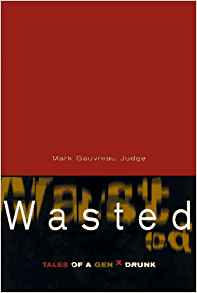 mark judge wasted cover