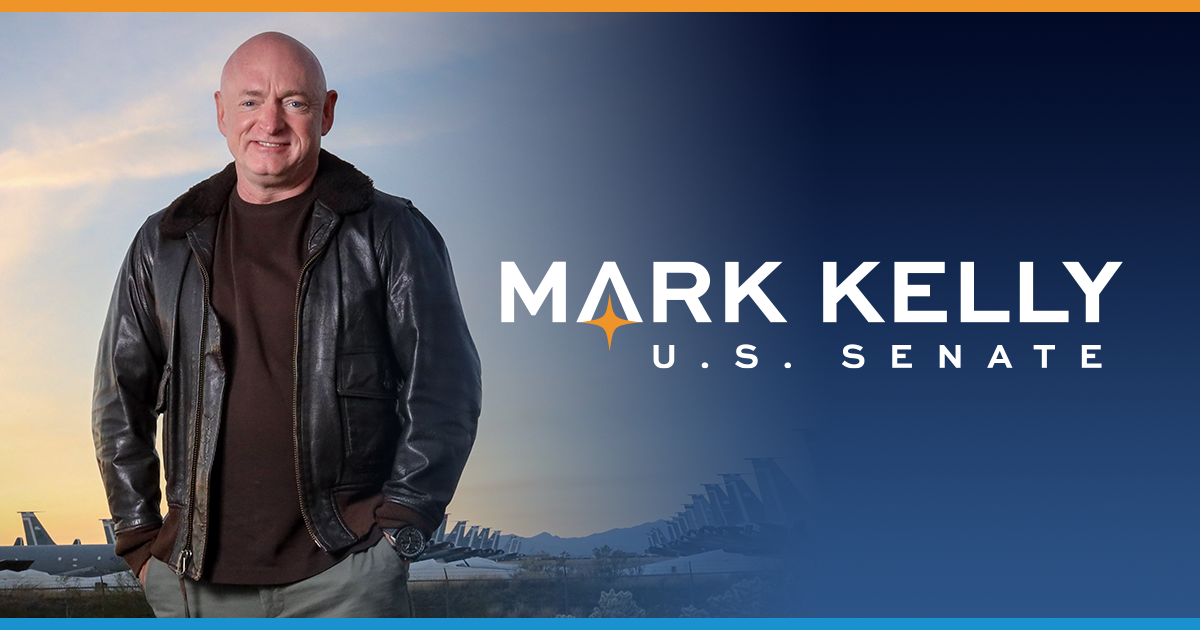 mark kelly senate
