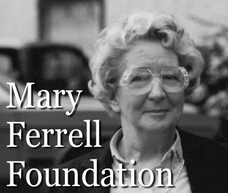 mary ferrell foundation logo