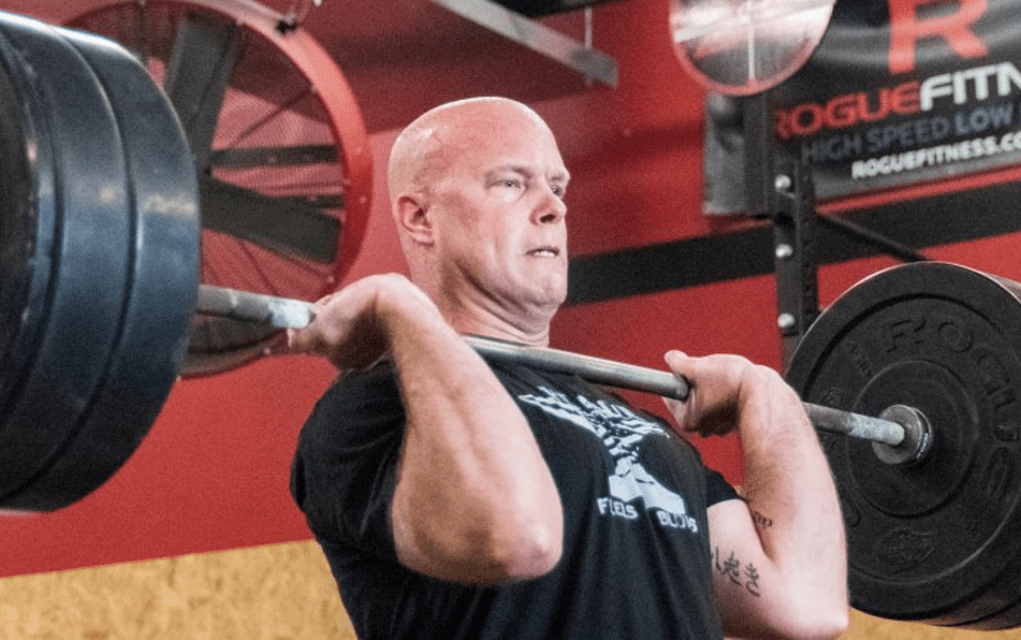 matthew whitaker weightlifting twitter
