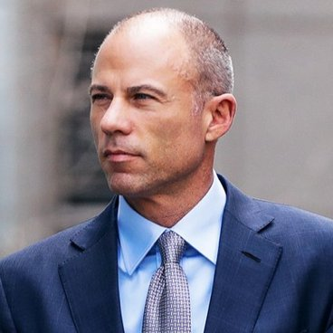 michael avenatti twitter photo