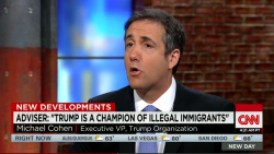 michael cohen 7 14 2015 cnn